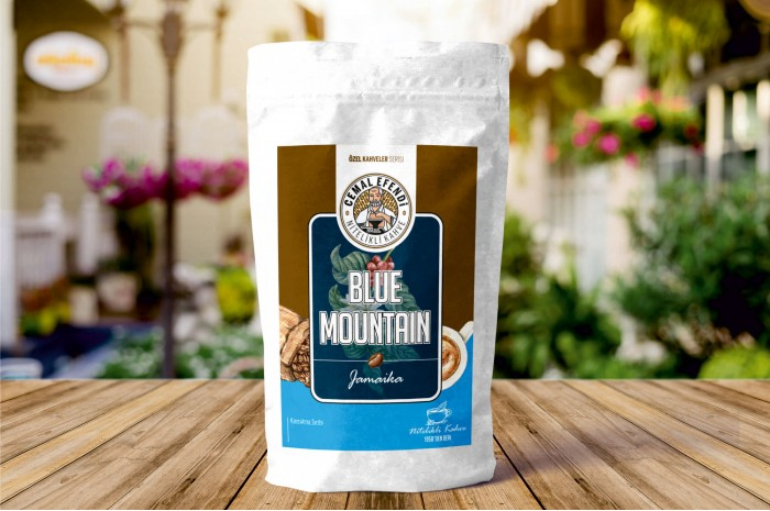 JAMAİKA BLUE MOUNTAİN